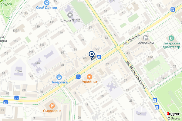 «Магазин зоотоваров» на карте