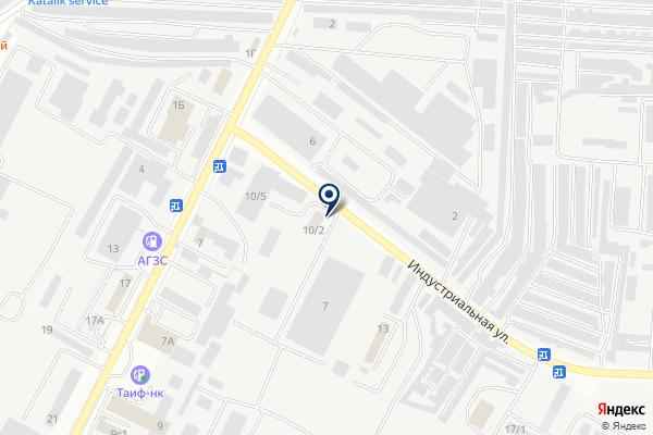 «Торговая компания» на карте