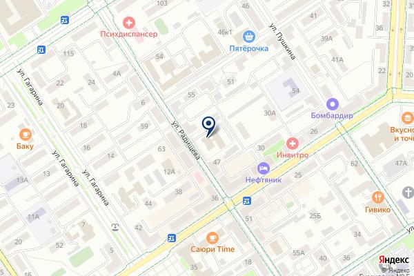 «Хасанов & Кулик» на карте