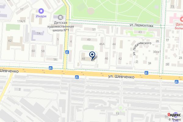 «Слуховые аппараты и техника» на карте