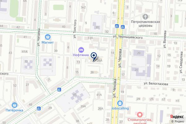 «Механика-Сервис» на карте