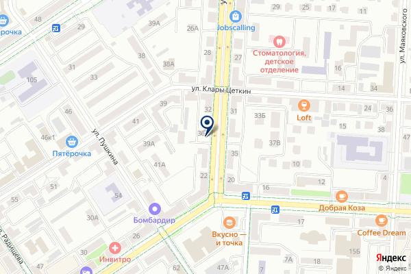 «Артпечать» на карте