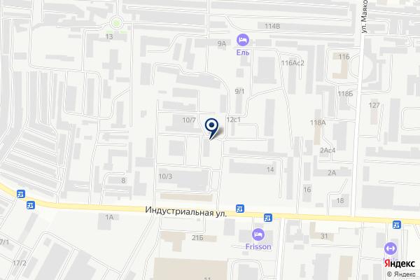«РЕАЛ» на карте