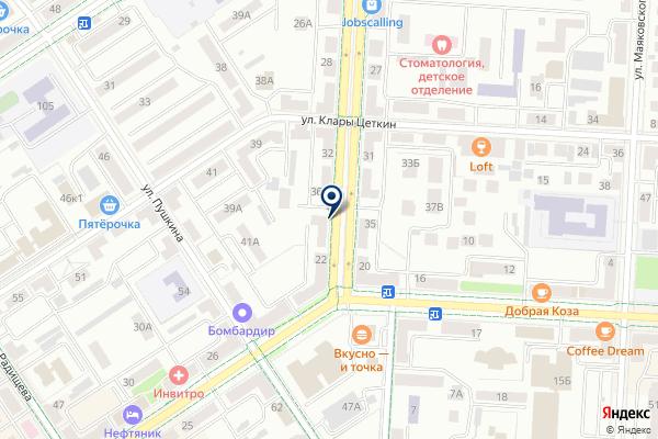 «GUMA» на карте