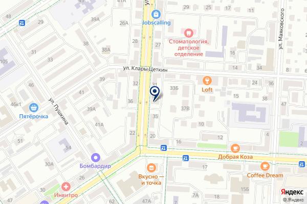 «Отосфера» на карте