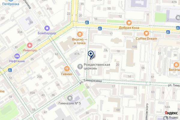 «Электроцентр» на карте