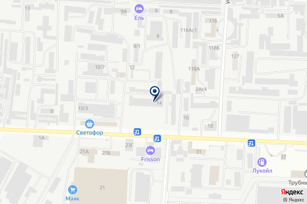 «Техническая подготовка строительства» на карте
