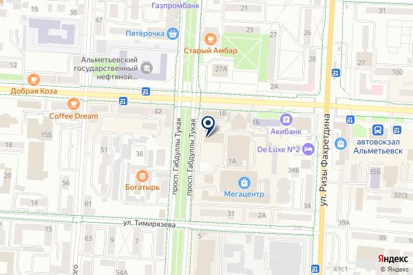 «Ювелирная мастерская» на карте