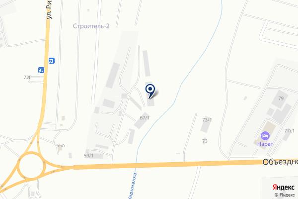 «МТ» на карте
