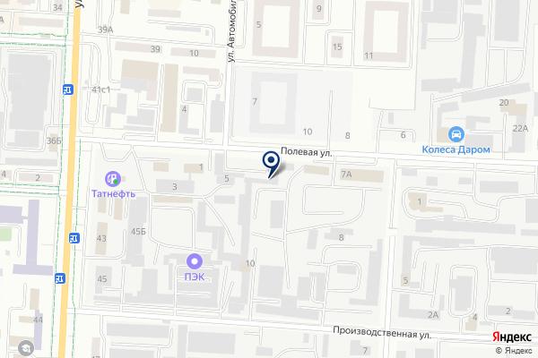 «БлинКОфф» на карте