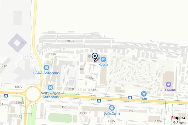 «Август-Рашт» на карте