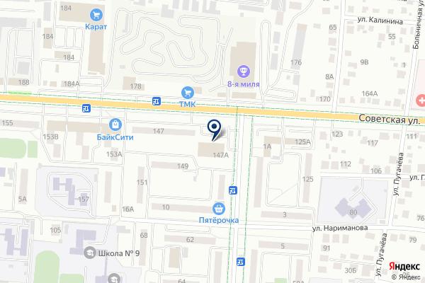«Воблаbeer» на карте