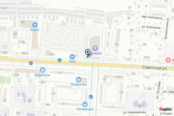 «Центр жалюзи» на карте