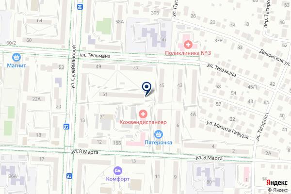 «ЖЭУ-7» на карте