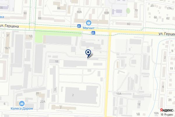 «АТП Татнефть» на карте
