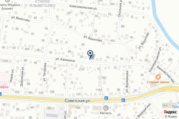 «Фирма» на карте