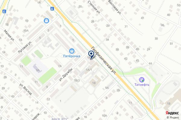 «Лачын» на карте