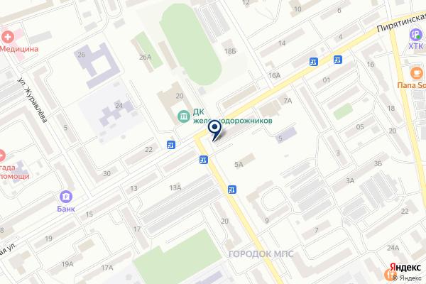 «Центрофинанс Групп» на карте