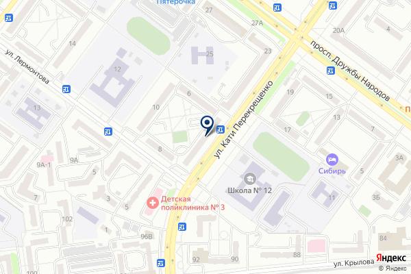 «Бухгалтер Плюс» на карте