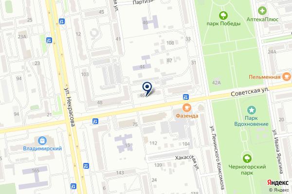 «МК-Эксперт» на карте