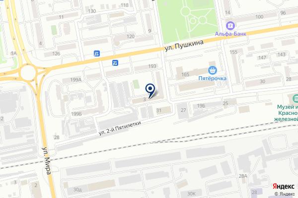 «Мировые судьи г. Абакана» на карте