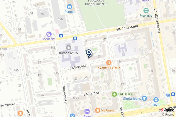 «Нотариус Бусыгин В.Ю.» на карте