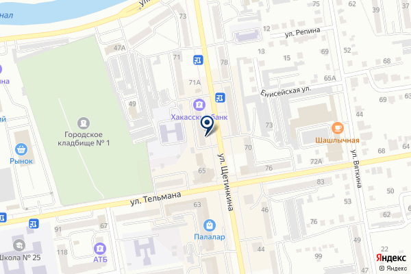 «Ломбард Центр» на карте