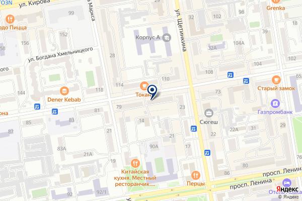 «ЭКСО-Саяны» на карте