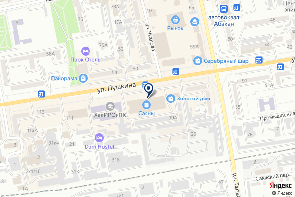 «Ломбард ЮМ» на карте