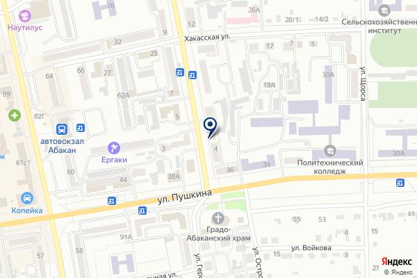 «ALMAZ» на карте