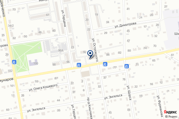 «QIWI» на карте