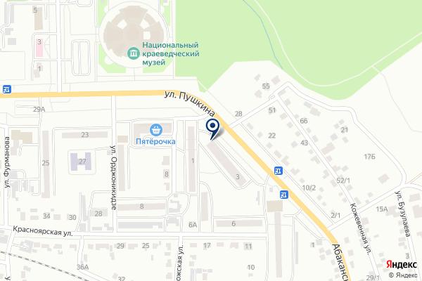 «ТЕХЗАЙМ-ЛОМБАРД» на карте