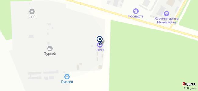 Пассажирские автобусные перевозки, ООО на карте