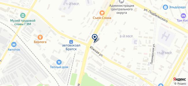 СкобарЪ на карте