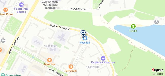 VIP house на карте