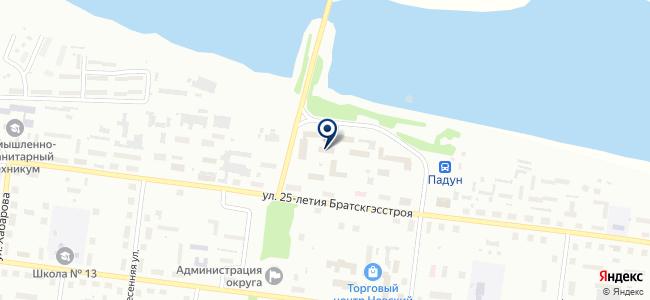 АСКОН-Ангара, ООО на карте