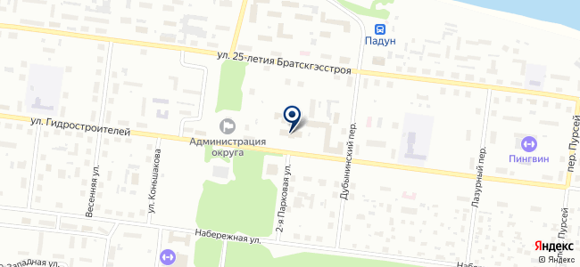 СибЛес, ООО на карте