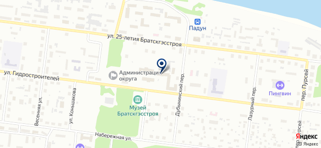 Байкалэлектросервис на карте