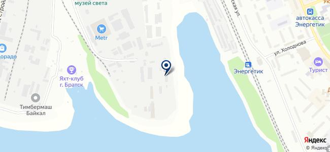 СПЕЦ на карте