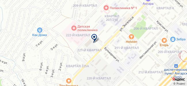 Компания по ремонту электро-бензо инструментов на Бульварной, 5а на карте