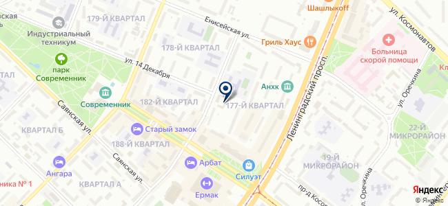 Сантех_Ника Home Comfort на карте