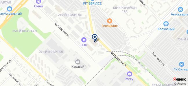ЭлектроМикс на карте