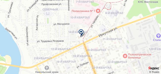 Кип-Комплект, ООО на карте