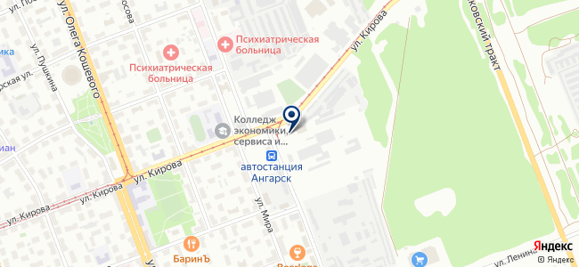 ПрогрессСтрой, ООО на карте