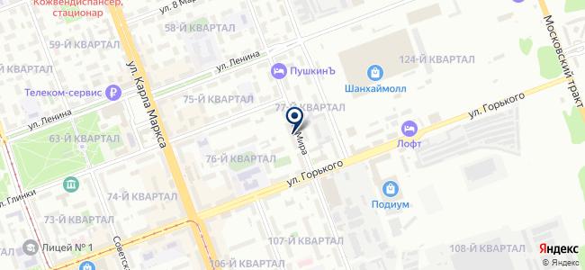 Электрострой, ООО на карте