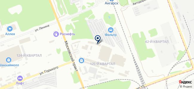 БензоЭлектроМастер на карте