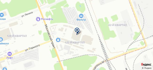 ТЕХНОJazz на карте