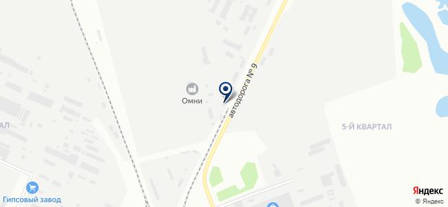 Восток, ООО на карте