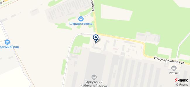 НИЛЕД-ИРКУТСК, ООО на карте