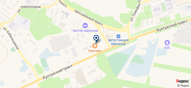Мир электрики на карте